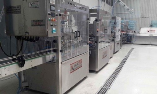 Adana Sıvı Dolum Makinası