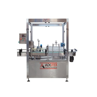 ADK 312 Tam Otomatik Tek Taraflı ve Çift Taraflı Etiketleme Makinası