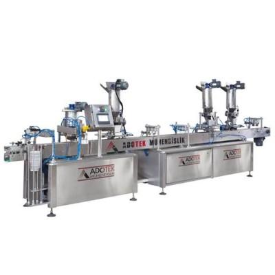 ADK 318 Tam Otomatik Künefe Üretim Makinası